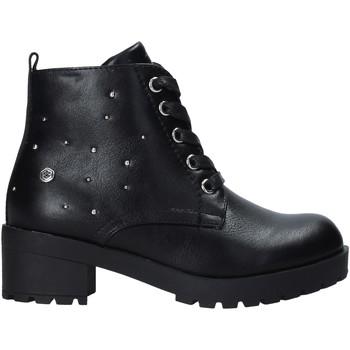 Topánky Deti Polokozačky Lumberjack SG32001 003 S01 čierna