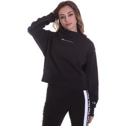 Oblečenie Ženy Mikiny Champion 113189 čierna