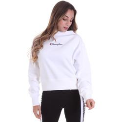 Oblečenie Ženy Mikiny Champion 113189 Biely
