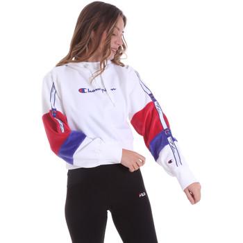 Oblečenie Ženy Mikiny Champion 113338 Biely