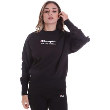Oblečenie Ženy Mikiny Champion 113314 čierna