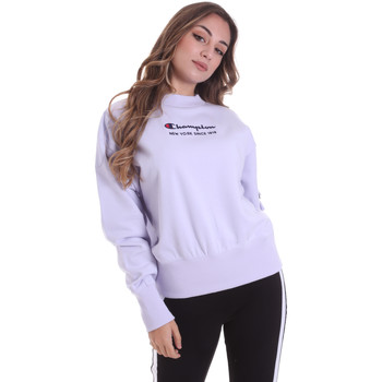 Oblečenie Ženy Mikiny Champion 113314 Ružová