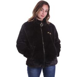 Oblečenie Ženy Kabáty Fila 688396 čierna