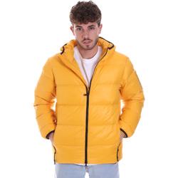 Oblečenie Muži Vyteplené bundy Ea7 Emporio Armani 6HPB53 PNR4Z žltá