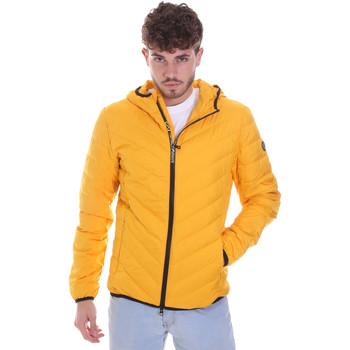 Oblečenie Muži Vyteplené bundy Ea7 Emporio Armani 8NPB07 PNE1Z žltá