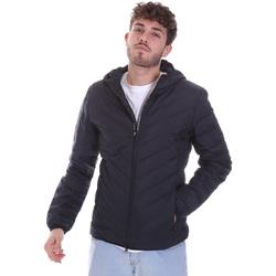 Oblečenie Muži Vyteplené bundy Ea7 Emporio Armani 8NPB07 PNE1Z Modrá