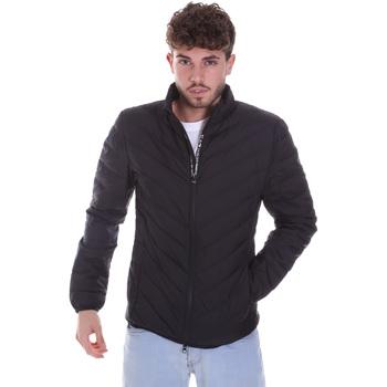 Oblečenie Muži Vyteplené bundy Ea7 Emporio Armani 8NPB06 PNE1Z čierna