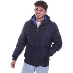 Oblečenie Muži Vyteplené bundy Gaudi 021GU35007 Modrá