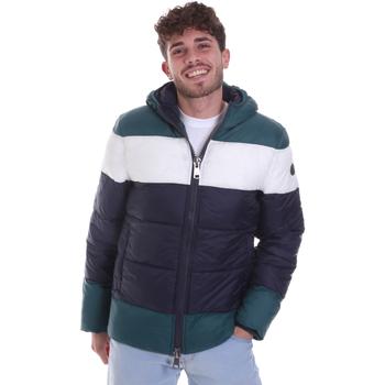 Oblečenie Muži Vyteplené bundy Gaudi 021GU35013 Zelená