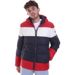 Oblečenie Muži Vyteplené bundy Gaudi 021GU35013 Červená