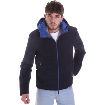 Oblečenie Muži Vyteplené bundy Gaudi 021GU35003 Modrá