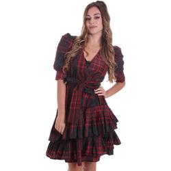 Oblečenie Ženy Krátke šaty Liu Jo WF0303 T4587 Červená