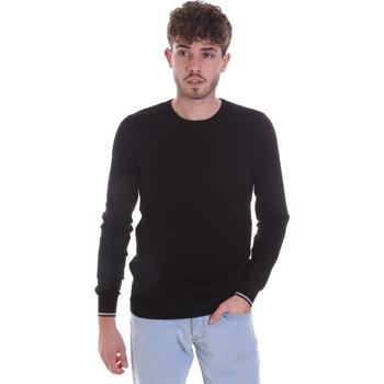 Oblečenie Muži Svetre Gaudi 021GU53001 čierna