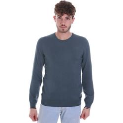 Oblečenie Muži Svetre Gaudi 021GU53001 Zelená
