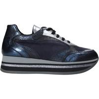 Topánky Ženy Módne tenisky Grace Shoes GLAM001 Modrá
