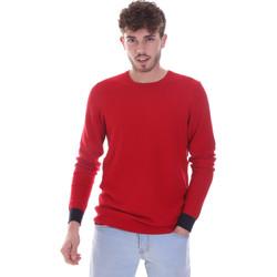 Oblečenie Muži Svetre Gaudi 021GU53006 Červená