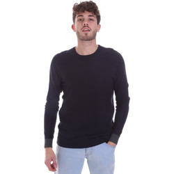 Oblečenie Muži Svetre Gaudi 021GU53006 Modrá