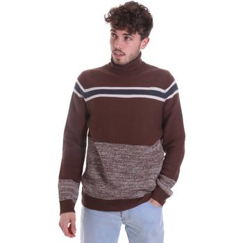 Oblečenie Muži Svetre Gaudi 021GU53040 Hnedá