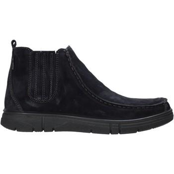 Topánky Muži Polokozačky Enval 6220911 Modrá