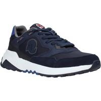 Topánky Muži Nízke tenisky Invicta CM02000A Modrá