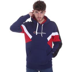 Oblečenie Muži Mikiny Champion 214783 Modrá
