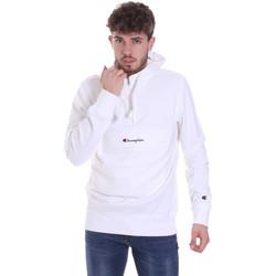 Oblečenie Muži Mikiny Champion 214722 Biely