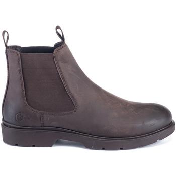 Topánky Muži Polokozačky Lumberjack SM97903 001 H01 Hnedá