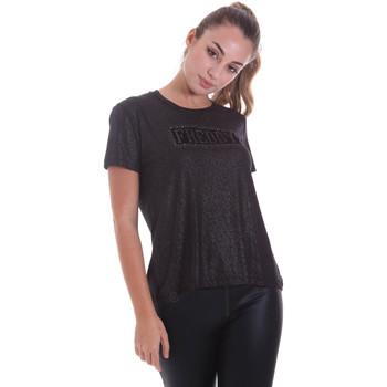 Oblečenie Ženy Tričká s krátkym rukávom Freddy F0WALT2 čierna