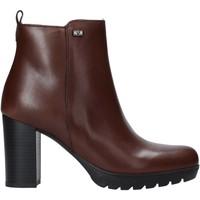 Topánky Ženy Čižmičky Valleverde 49370 Hnedá