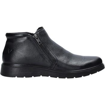 Topánky Muži Polokozačky Valleverde 36837 čierna