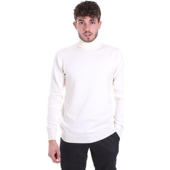 Oblečenie Muži Svetre Sseinse MI1620SS Biely