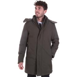 Oblečenie Muži Kabáty Sseinse GBI684SS Zelená