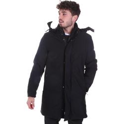 Oblečenie Muži Kabáty Sseinse GBI684SS čierna
