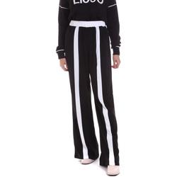 Oblečenie Ženy Nohavice Liu Jo TF0134 T8423 čierna