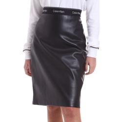 Oblečenie Ženy Sukňa Calvin Klein Jeans K20K202486 čierna