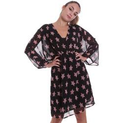 Oblečenie Ženy Krátke šaty Liu Jo WF0193 T0110 čierna