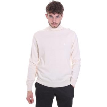 Oblečenie Muži Svetre Navigare NV11006 33 Biely