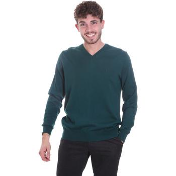 Oblečenie Muži Svetre Navigare NV11006 20 Zelená