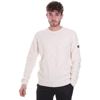 Oblečenie Muži Svetre Navigare NV10303 30 Biely