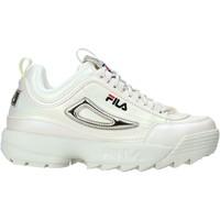 Topánky Ženy Nízke tenisky Fila 1011020 Biely