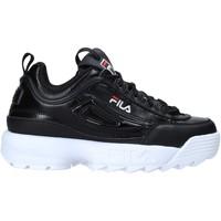 Topánky Ženy Nízke tenisky Fila 1011020 čierna