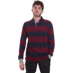 Oblečenie Muži Tričká a polokošele Navigare NV30029 Červená