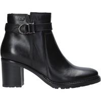 Topánky Ženy Čižmičky Valleverde 46084 čierna