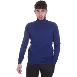 Oblečenie Muži Svetre Sseinse MI1671SS Modrá