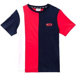 Oblečenie Deti Tričká s krátkym rukávom Fila 688008 Červená