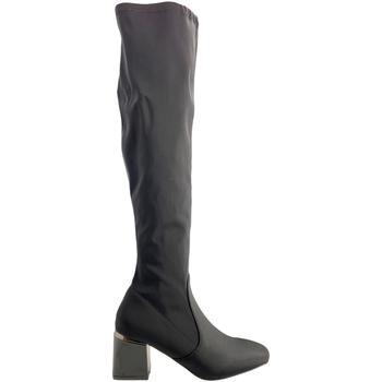 Topánky Ženy Polokozačky Gold&gold B20 GM306 čierna