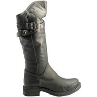 Topánky Ženy Polokozačky Bueno Shoes 8M1107 čierna