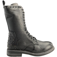 Topánky Ženy Polokozačky Bueno Shoes 9M1702 čierna
