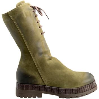 Topánky Ženy Polokozačky Bueno Shoes 20WM3006 Zelená