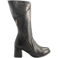 Topánky Ženy Polokozačky Bueno Shoes 20WP1406 čierna